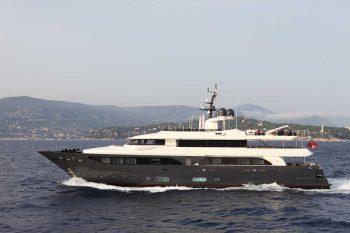 CRN Navetta 43 Lady Trudy Yacht 1