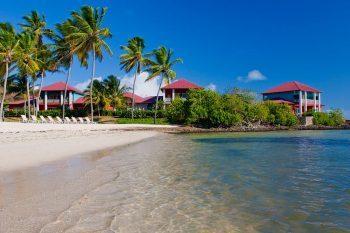 Cap Est Lagoon Resort in Martinique 1