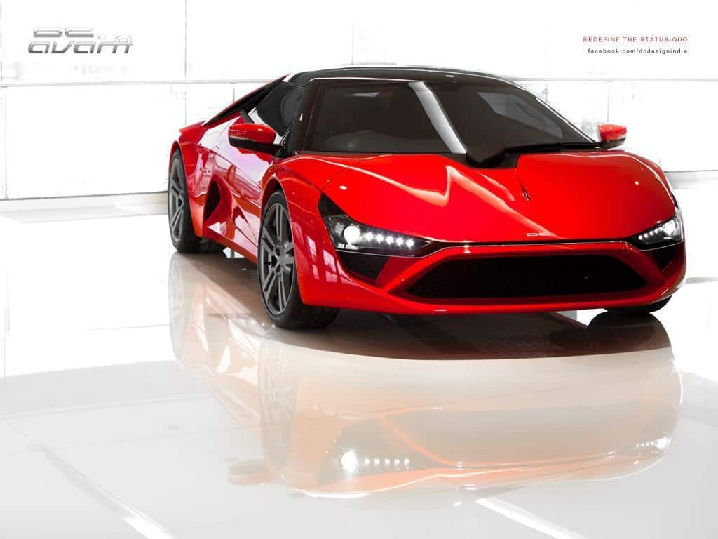 Dc Design Avanti The First Indian Supercar Was
