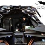 Dark Knight Batmobile Collectible 6