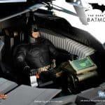 Dark Knight Batmobile Collectible 7