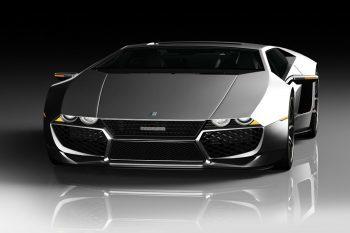 De Tomaso Mangusta Legacy Concept 1