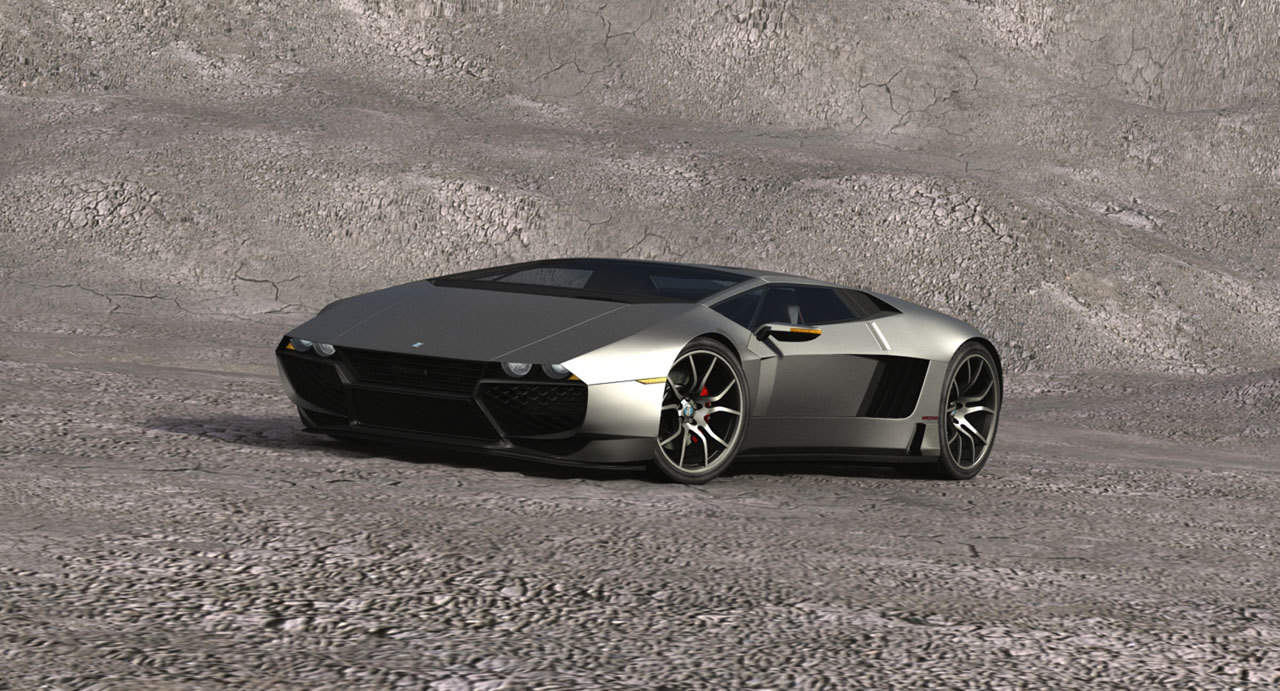 De Tomaso Mangusta Legacy Concept 13