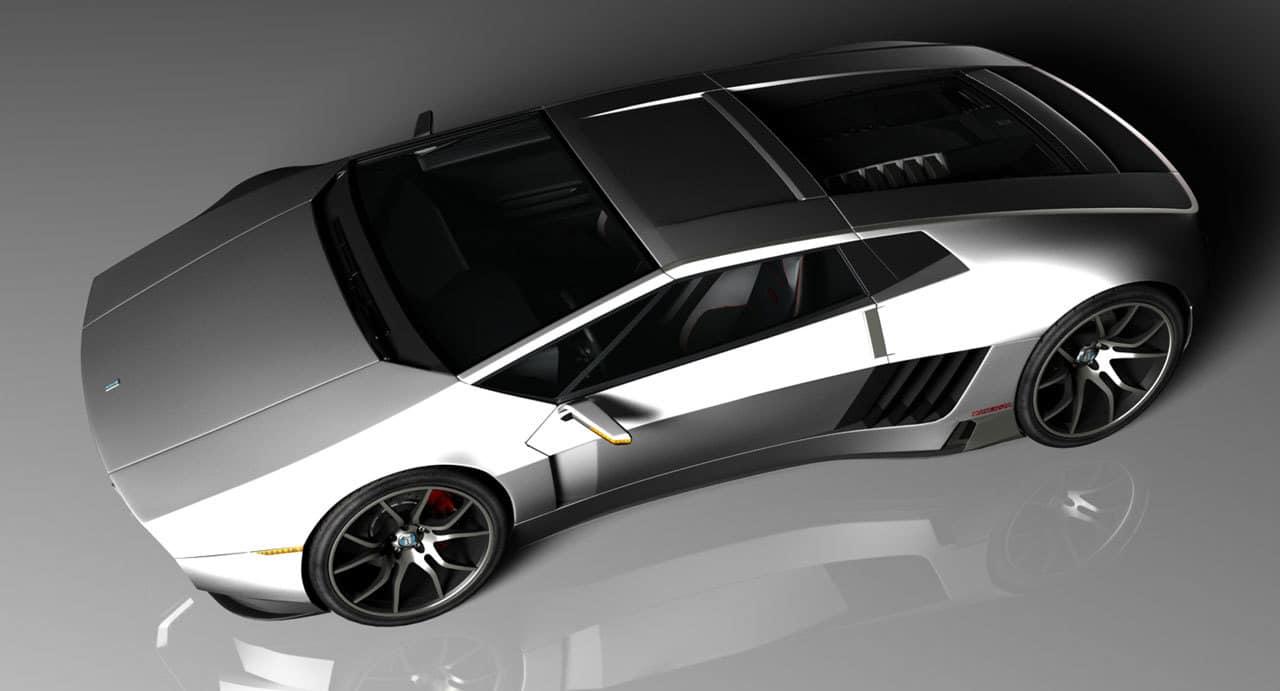 De Tomaso Mangusta Legacy Concept 2