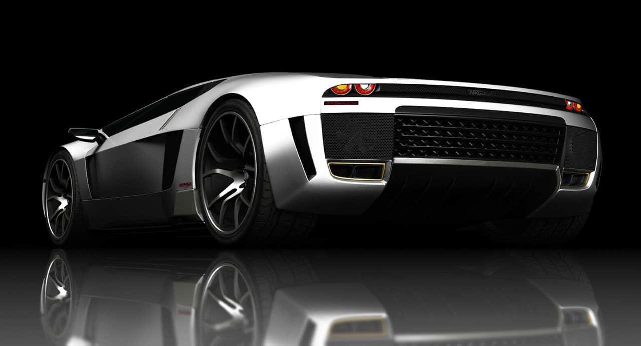 De Tomaso Mangusta Legacy Concept 4