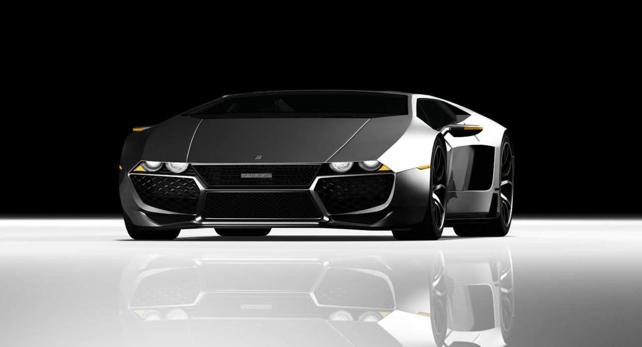 De Tomaso Mangusta Legacy Concept 5