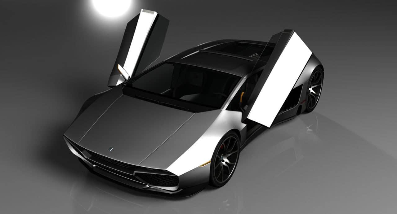 De Tomaso Mangusta Legacy Concept 6