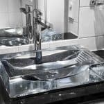 Glass Sinks with Fish by Kjell Engman 3