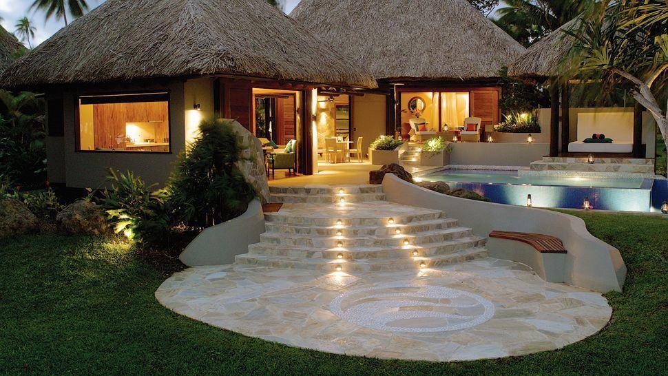 the fabulous jean michel cousteau fiji islands resort. Black Bedroom Furniture Sets. Home Design Ideas