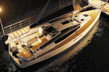 Jeanneau Sun Odyssey 44DS 1