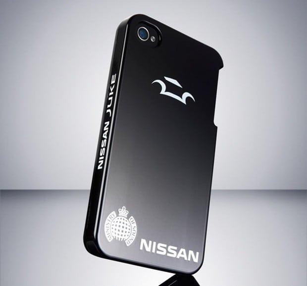 Nissan unveils Scratch Shield Self-Healing iPhone Case