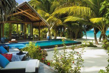 Shangri-La's Lovely Villingili Resort 1