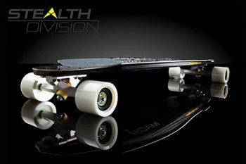Stealth Division Mach 1 skateboard 1