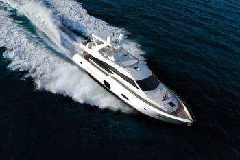Superyacht maker Ferretti 1
