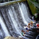 Waterfalls Restaurant in Villa Escudero 2