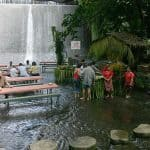 Waterfalls Restaurant in Villa Escudero 6