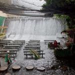 Waterfalls Restaurant in Villa Escudero 7