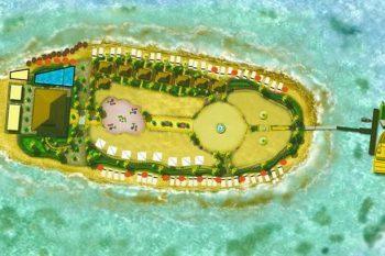 World Island Beach Club Dubai 1