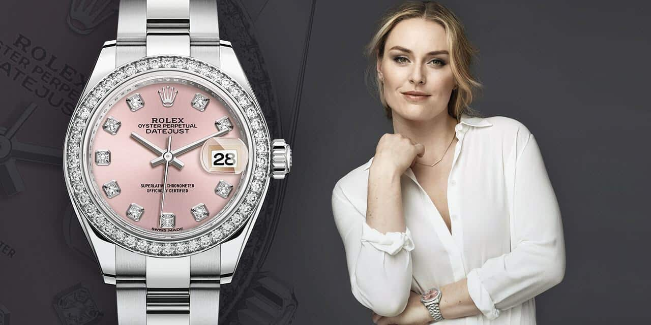Female Celebrities and Their Rolex Watches