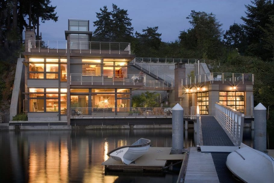 Cliff House in Gig Harbor 1