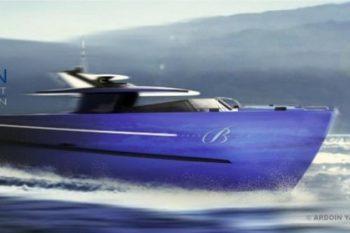 Deep Blue Catamaran 2