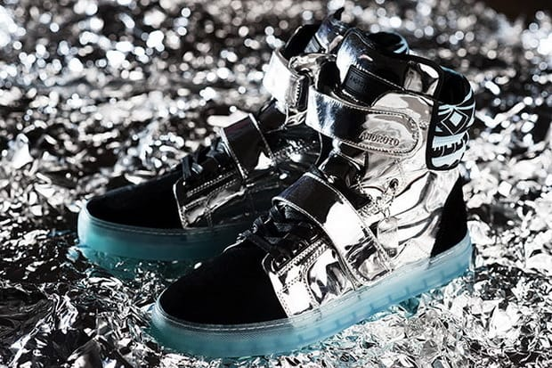 Limited Edt X Android Homme Propulsion Hi Sneakers