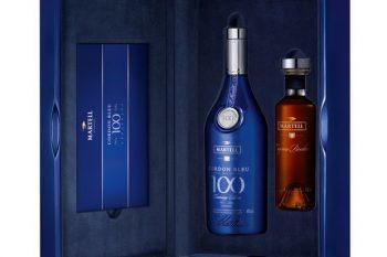 Martell Cognac Cordon Bleu Centenary 1