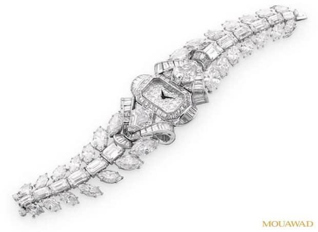 Mouawad Snow White Princess Diamond Watch 1