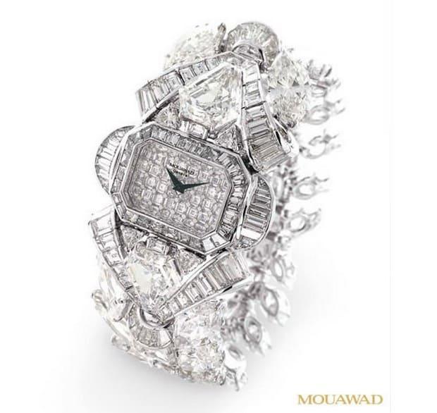Mouawad Snow White Princess Diamond Watch 2