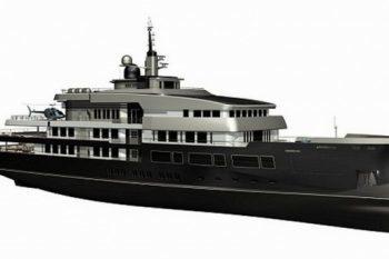 NPe75 Yacht by Gian Paolo Nari 1
