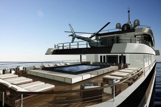 NPe75 Yacht by Gian Paolo Nari 10
