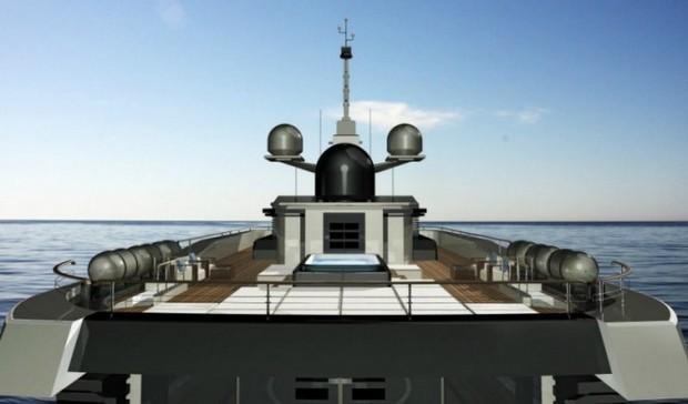 NPe75 Yacht by Gian Paolo Nari 11