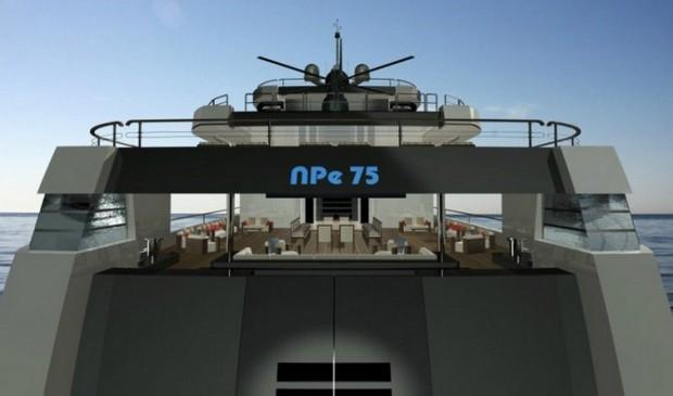 NPe75 Yacht by Gian Paolo Nari 12