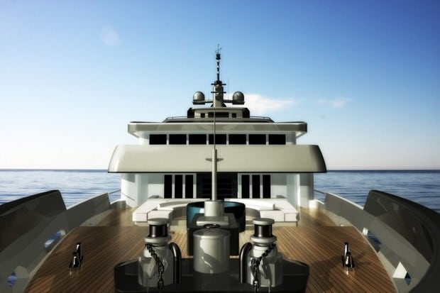 NPe75 Yacht by Gian Paolo Nari 13