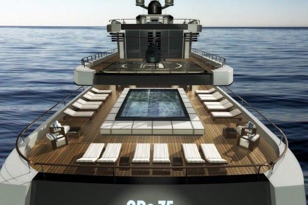 NPe75 Yacht by Gian Paolo Nari 14