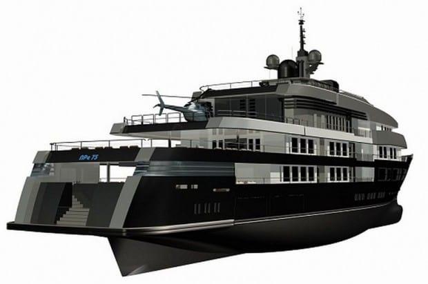 NPe75 Yacht by Gian Paolo Nari 3