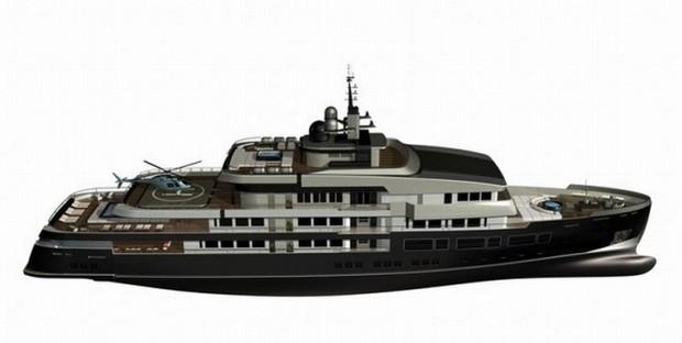 NPe75 Yacht by Gian Paolo Nari 4