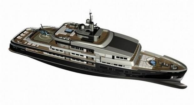 NPe75 Yacht by Gian Paolo Nari 5