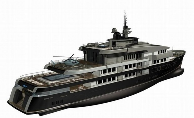 NPe75 Yacht by Gian Paolo Nari 6