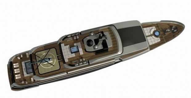 NPe75 Yacht by Gian Paolo Nari 7