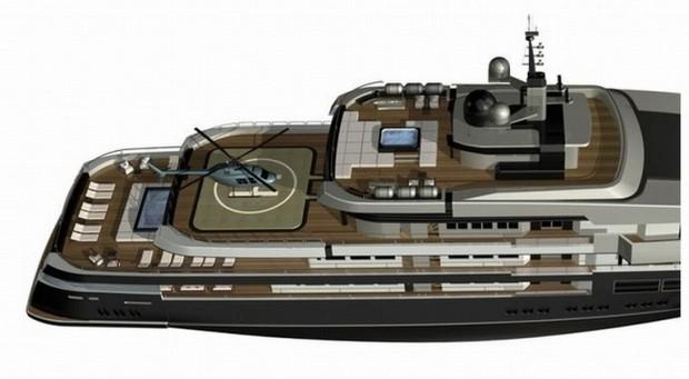 NPe75 Yacht by Gian Paolo Nari 8