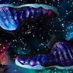 Nike Air Foamposite One Galaxy 1