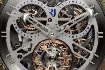 Romain Jerome Chrono Tourbillon Limited Edition Watch 2