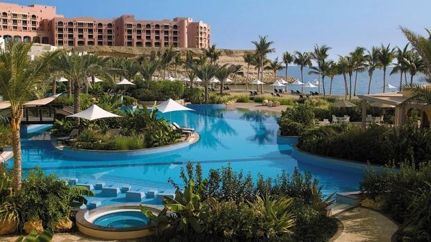 Shangri-La's Barr Al Jissah Resort & Spa 1