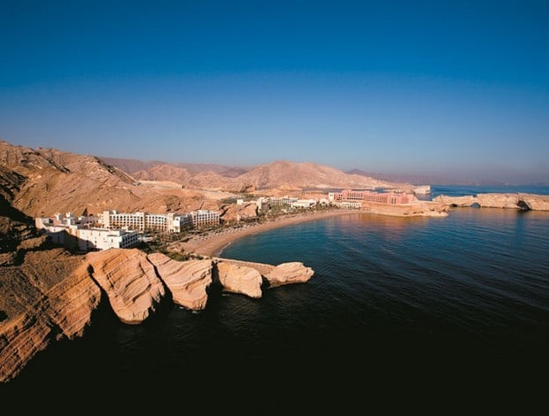 Shangri-La's Barr Al Jissah Resort & Spa 2