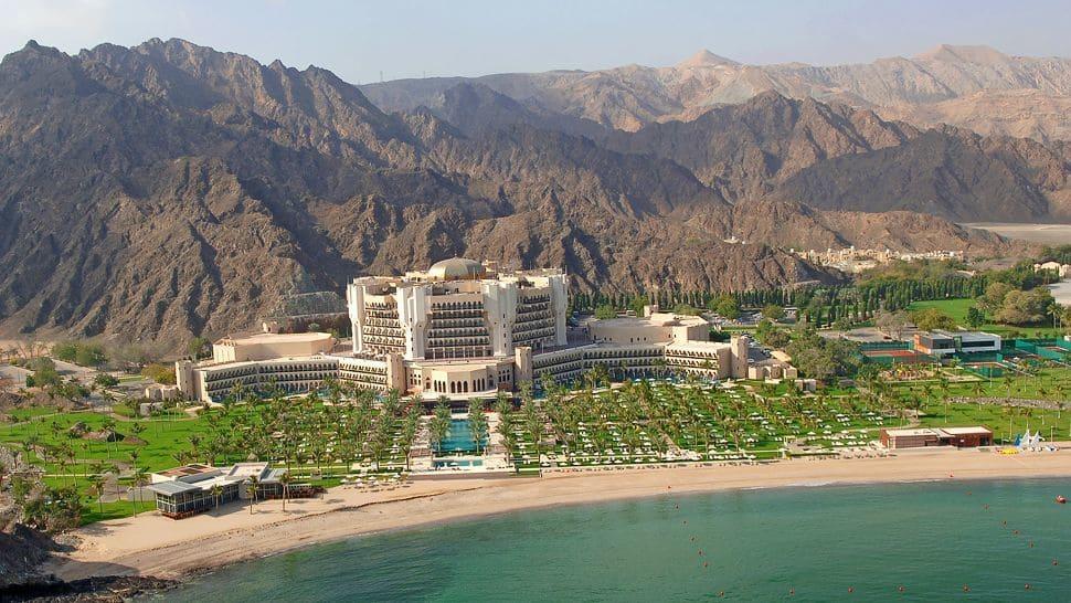 Al Bustan Palace A Ritz Carlton Hotel Muscat Oman