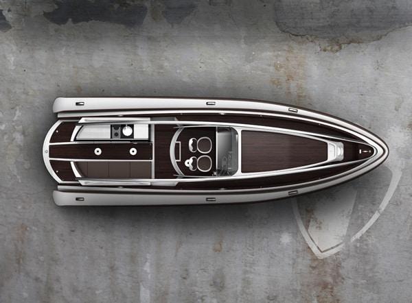 Amare Yacht Concept 3