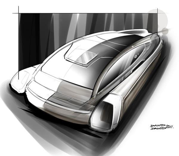 Amare Yacht Concept 8