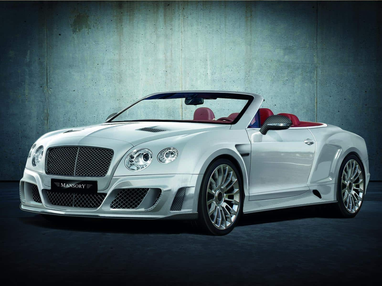 modified bentley continental gt by mansory. Black Bedroom Furniture Sets. Home Design Ideas
