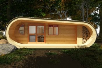Eco-PERCH Treehouse 1